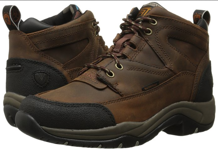 Terrain H2O Hiking Boots Review