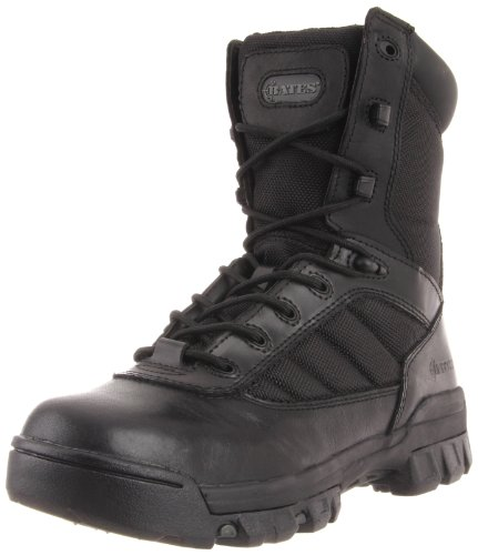 Bates Womens Ultra-Lites 8 Inches Tactical Sport Side-Zip Boot