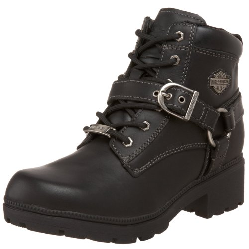Harley-Davidson Footwear Womens Tegan Ankle Boot