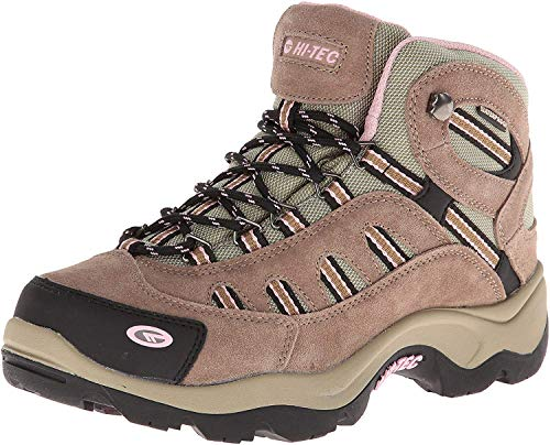 Hi-Tec Womens Bandera Mid-Rise Waterproof Hiking Boot