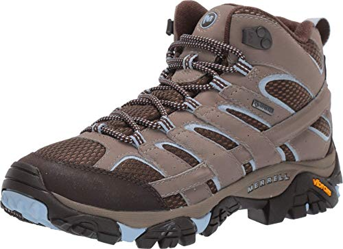 Merrell Womens Moab 2 Mid Gtx Hiking Boot