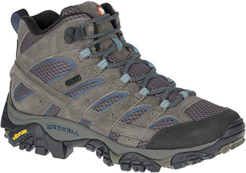 Merrell Womens Moab 2 Mid Waterproof Hiking Boot
