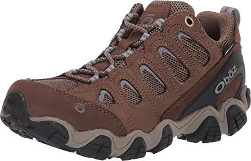 Oboz Womens Sawtooth Low B-Dry Hiking Shoe