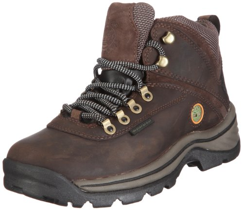 Timberland Women's White Ledge Mid Ankle Boot