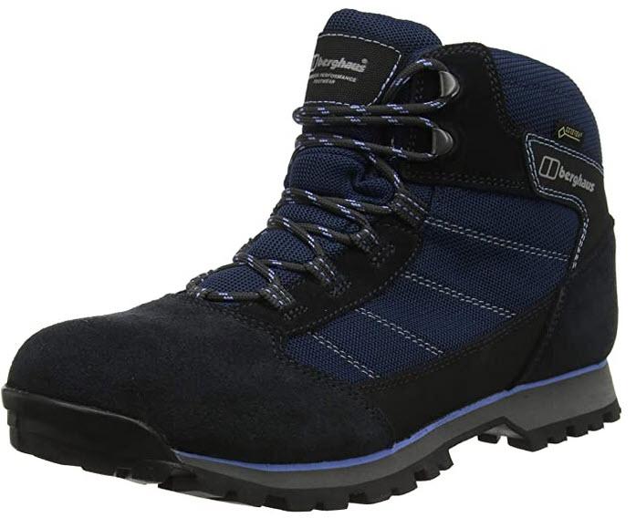 Berghaus Women's Hillwalker Trek Gore-Tex Waterproof High Rise Hiking Boot Review
