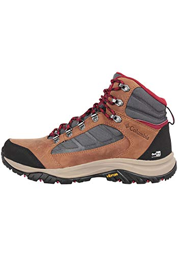 Columbia Womens 100mw Mid Outdry Hiking Shoe