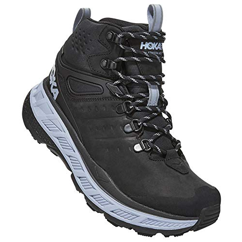 HOKA ONE ONE Womens Stinson Mid Gore-Tex Waterproof Boots