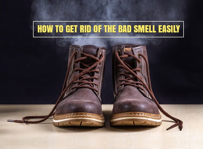 How to Get Rid of the Bad Smell Easily