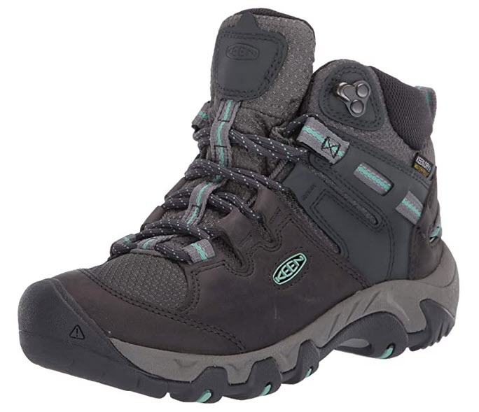 KEEN Women's Steens Mid Wp Hiking Boot Review