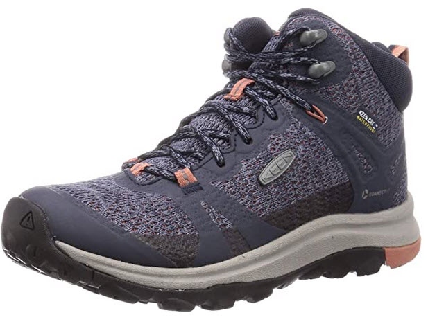 KEEN Women's Terradora 2 Waterproof Mid Height Hiking Boot Review