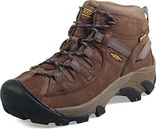 Keen Womens Targhee II Mid Waterproof Hiking Boots