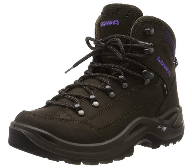 Lowa Women's High Rise Hiking Boots review