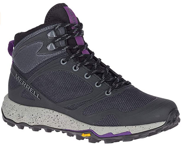 Merrell Altalight Knit Mid Hiking Boot - Women's review