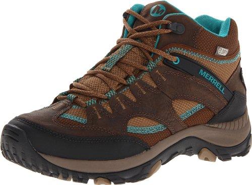 Merrell Womens Salida Mid Waterproof Hiking Boot
