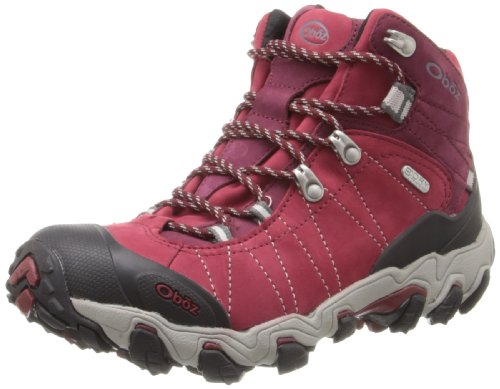 Oboz Womens Bridger B-Dry Hiking Boot