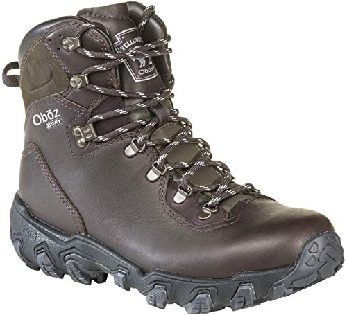 Oboz Womens Yellowstone Premium Mid B-Dry Waterproof Hiking Boot