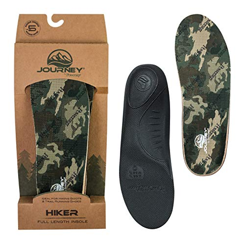 Powerstep Journey Hiker Shoe Insoles