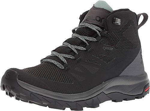 Salomon Womens Outline Mid Gtx W Hiking Boots