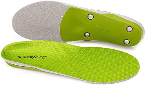 Superfeet Green Insoles, Professional-Grade