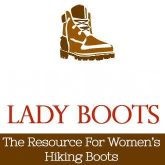 Hiking Lady Boots logo footer