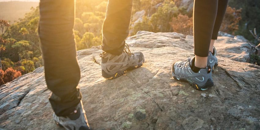 low-cut hiking boots the best option?